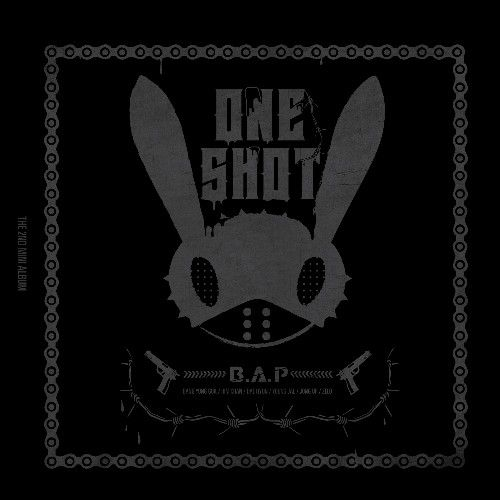 B.A.P - ONE SHOT [2nd Mini Album]