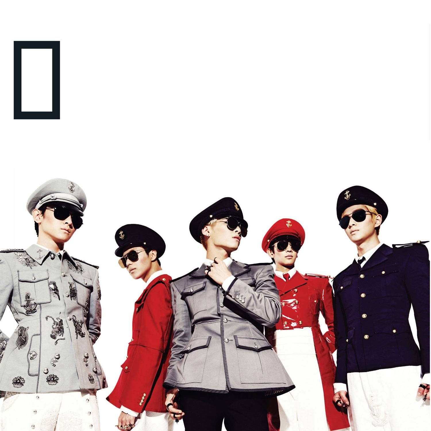 [Mini Album] SHINee  - Everybody [The 5th Mini Album] (MP3 + iTunes Plus AAC M4A)