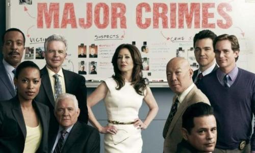 Major Crimes - Stagione 1 (10/10) - DLMux Mp3 - ITA