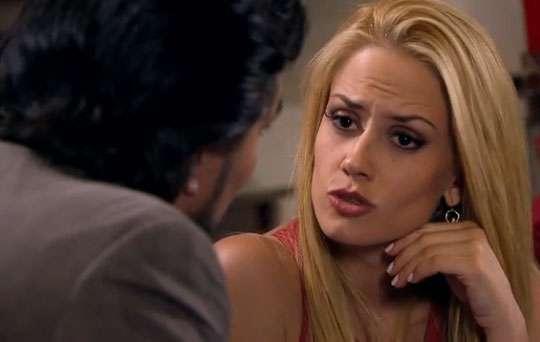 ... de la telenovela y del capitulo 34 de Mentir para Vivir