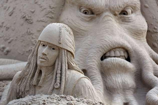 164681409jpg020149 - Increíbles esculturas de arena en el Reino Unido