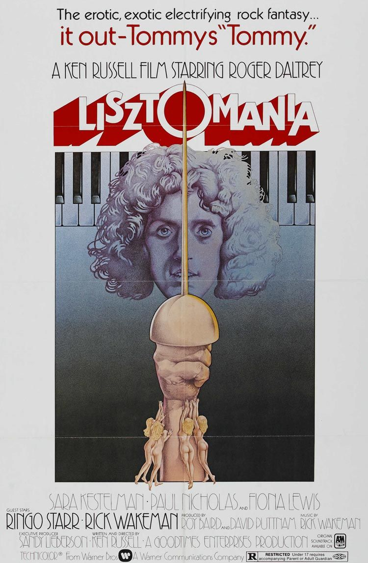52343503 Ken Russell   Lisztomania (1975)