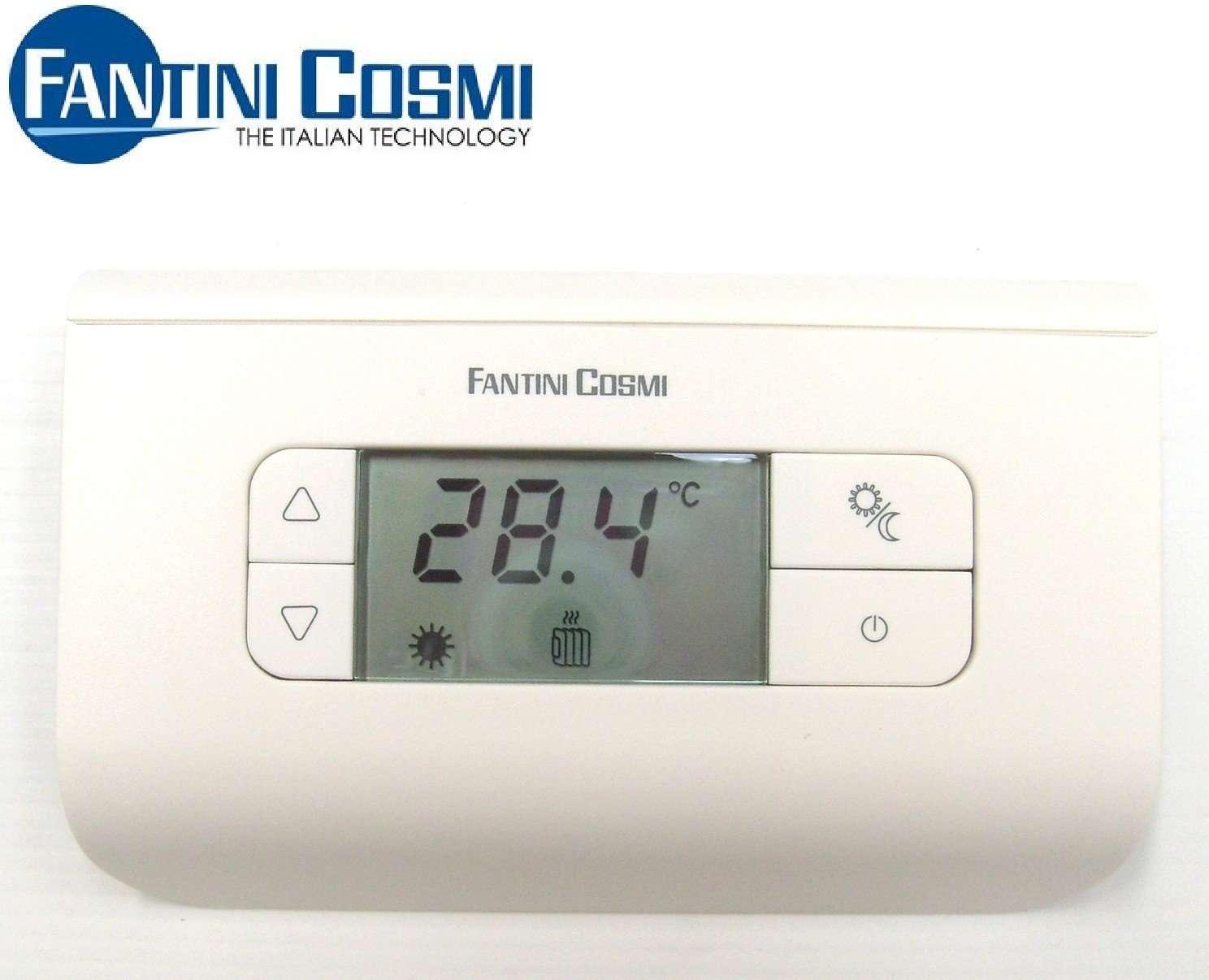 Il meglio di potere termostato ambiente digitale fantini for Fantini cosmi ch110
