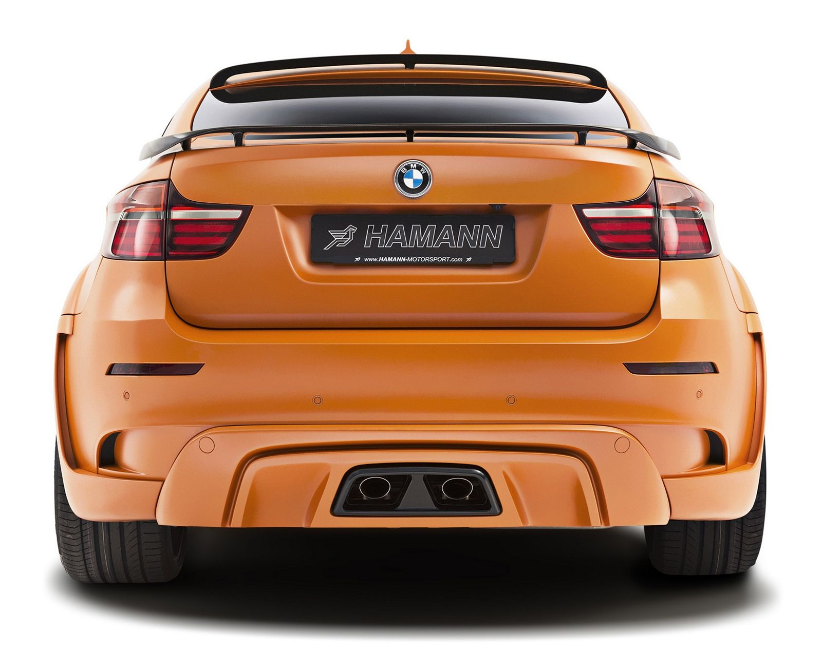 """BMW X6M """"Tycoon II"""" by Hamann - Különleges autók"""