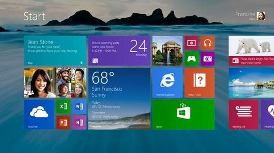 Microsoft gives advice on how to troubleshoot windows 8 apps.